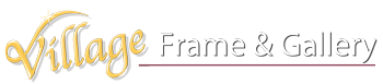 Village Frame & Gallery custom picture framing and art sales in Multnomah Village
