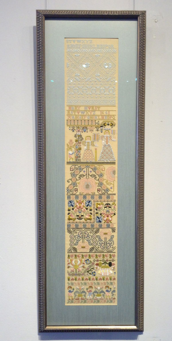 Needlework Framing - Village Frame and Gallery