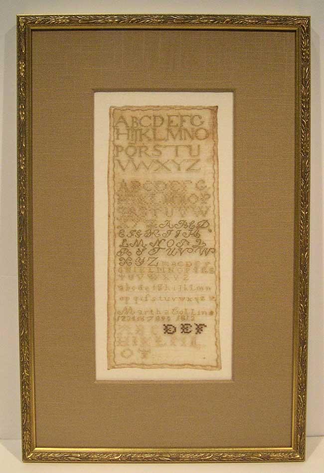 needlework-framing