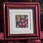 Image of Doug Hunt's painting Grapes