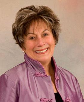 Headshot of artist Mary L. Parkes