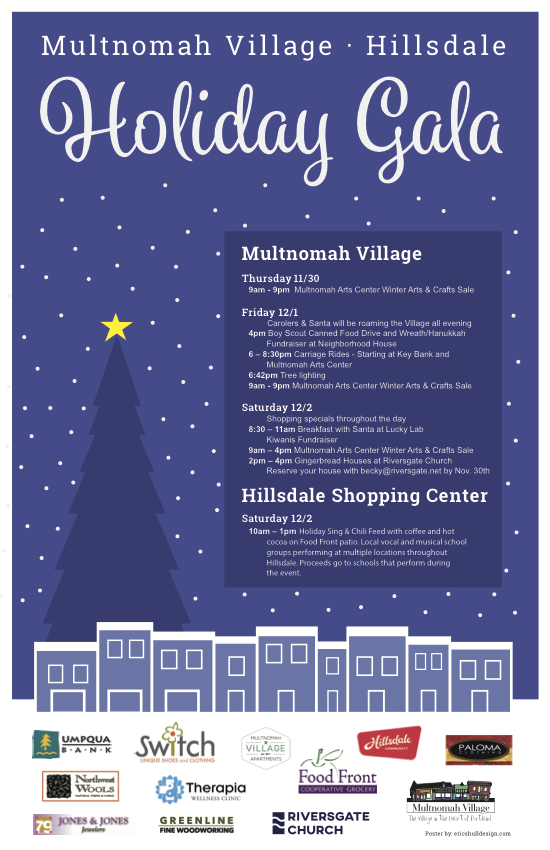 Holiday Gala poster