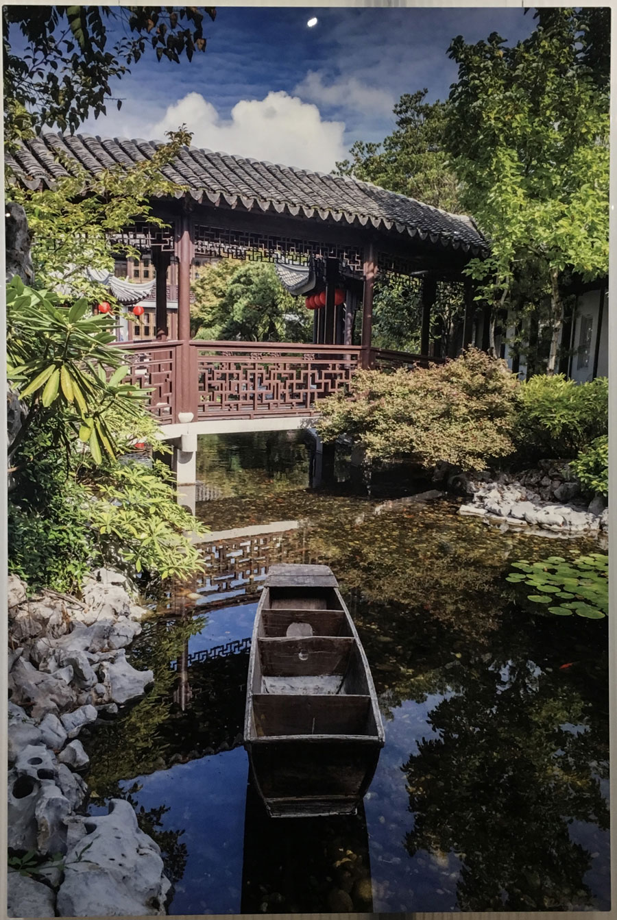 Photograph of Portland Chinese Gardens