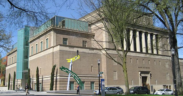 Mark Building of the Portland Art Museum
