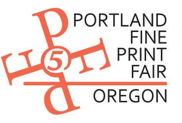 Portland Fine Print Fair logo